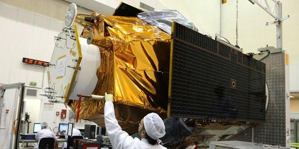 Le Maroc disposera dès novembre prochain, d'un satellite espion basé sur le modèle Pléiade (français) ci dessus