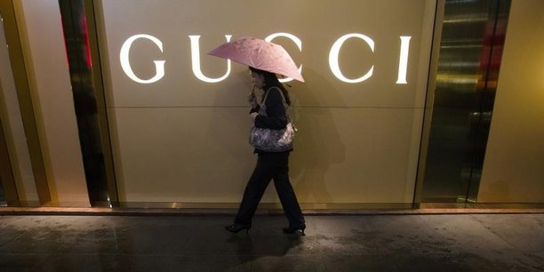 Gucci moteur de croissance pour le groupe de luxe Kering