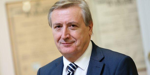Christian Bastide est président du Tribunal de commerce de Toulouse depuis 2015.
