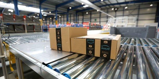 personnalisé comment avoir moitié prix Amazon s'implante à Toulouse avec une agence de livraison