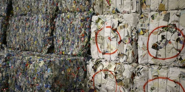 La société assure que 100% des déchets collectés seront valorisés: la plupart recyclés, sauf les gobelets, aujourd'hui recyclés seulement à 1%, qui seront valorisés énergétiquement.