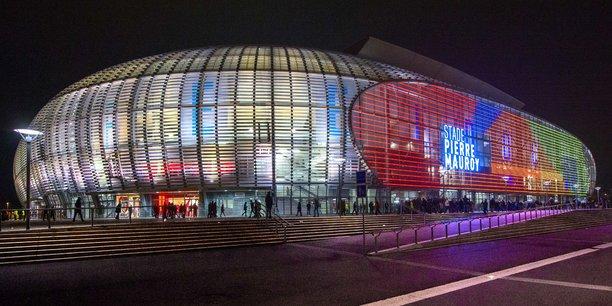 Le stade Pierre-Mauroy, à Lille.