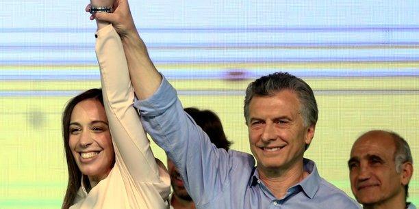 Triomphe électoral pour les allies du président Macri en Argentine.
