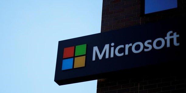 Le service de cloud phare de Microsoft, Azure, a réalisé 73% de chiffre d'affaires supplémentaire par rapport à l'an dernier.
