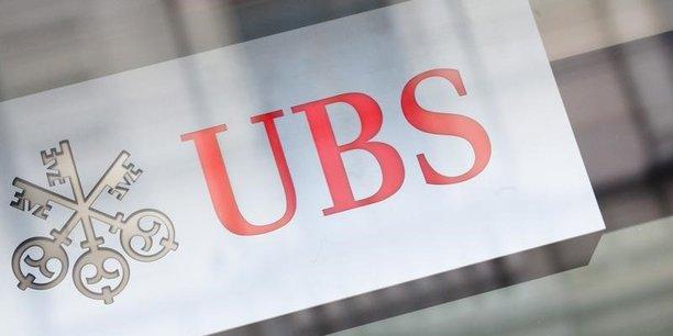 UBS lance un programme de rachats d'actions