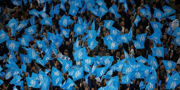 Lors du clasico disputé dimanche dernier face au PSG, le club phocéen a réservé d'importants espaces de visibilité à sa nouvelle structure.
