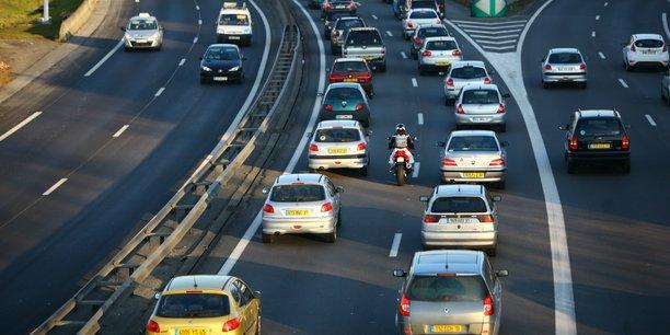 Les étudiants de l'Ensat ont réfléchi à comment pourrait évoluer le périphérique toulousain, victime de nombreux embouteillages.