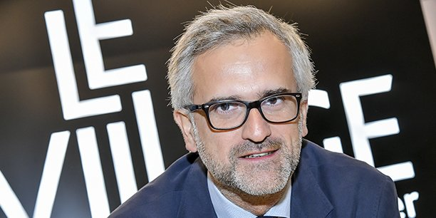 Stéphane Martin, président du FC Girondins de Bordeaux