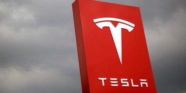 Le Model 3 de Tesla doit permettre au groupe de passer à la production de masse.