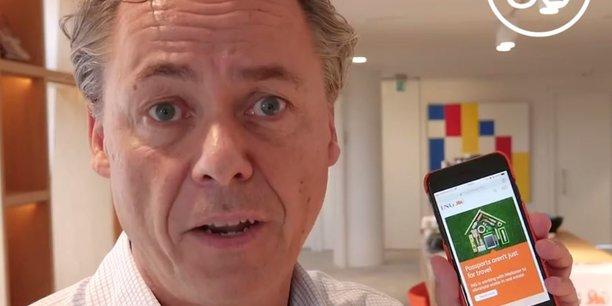 Ralph Hamers, le directeur général du groupe ING, veut transformer ce dernier en Spotify de la banque, en devenant une plateforme collaborant avec des startups de la Fintech.