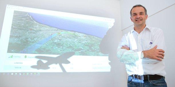 Alexandre Feray est le fondateur d'Openairlines.