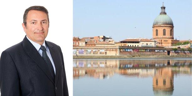 Jean-François Portarrieu, député LREM de la 5ème circonscription de Haute-Garonne.