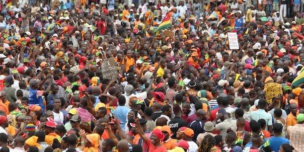 Les partis de l'opposition au Togo ont appelé à de nouvelles manifestations de rue, les 7, 8 et 9 novembre dans les différentes localités du pays.