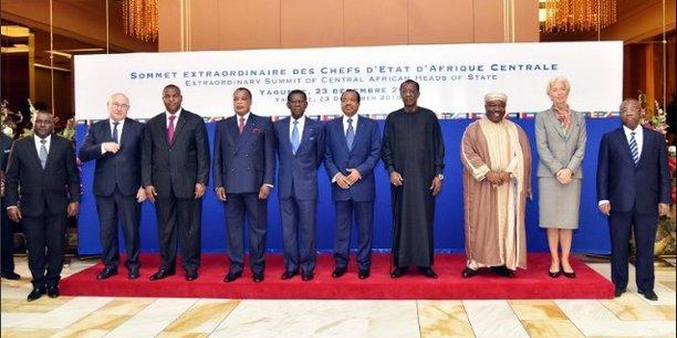Lors du sommet extraordinaire de la CEMAC de Yaoundé (23 décembre 2016), qui avait été marqué par la participation de Christine Lagarde, DG du FMI, les Chefs d'État avaient consenti à l'ajustement structurel de leurs économies.