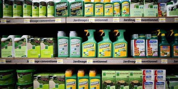 Glyphosate : feu vert européen pour cinq ans de plus