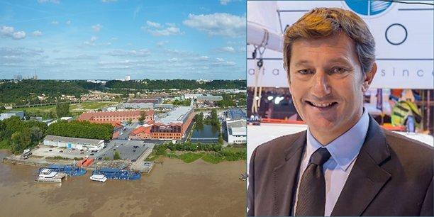 Yann Masselot est le directeur général adjoint du groupe CNB - Lagoon
