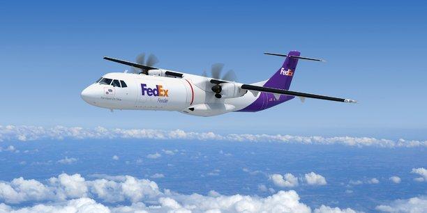 FedEx Express lance l'ATR 72-600 cargo