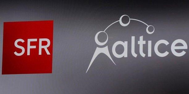 Aujourd'hui, la dette d'Altice, maison-mère de SFR, dépasse les 50 milliards d'euros.
