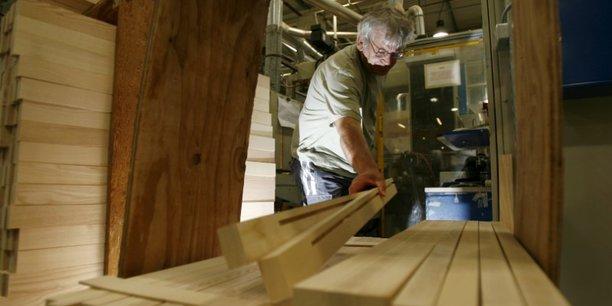 Sur un an, le nombre de déclarations d'embauche a progressé de 8,6% dans le secteur de la construction.