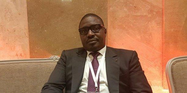 Samba Bathily, fondateur d'Africa Development Solutions (ADS) et PDG de Solektra International, créée avec le chanteur Akon et Thione Niang