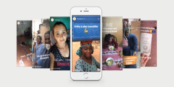 La nouvelle campagne de l'ONG CARE dévoile sur Instagram 24 heures de la vie de femmes qui luttent contre la pauvreté dans le monde
