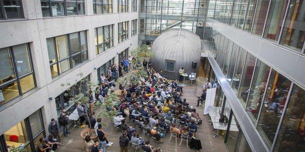 Un événement de Numa Montpellier, au BIC de Montpellier, où l'accélérateur est basé