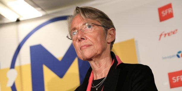 La ministre des Transports, Elisabeth Borne, s'est rendue pour la première fois à Toulouse.