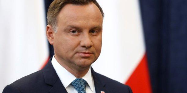 Pologne: compromis entre duda et le pis sur la reforme de la justice[reuters.com]