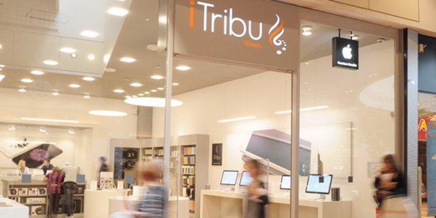iTribu compte 4 boutiques à ce jour, dont celle de Nîmes