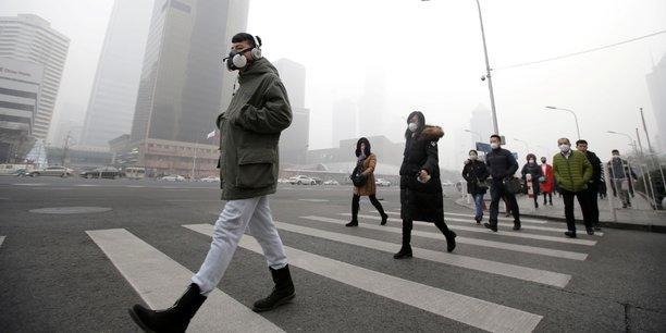 Les émissions de la Chine devraient augmenter de 3,5% cette année, du fait d'une plus grande consommation de charbon et d'une croissance économique plus robuste.