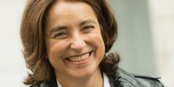 Isabelle Mashola, CEO d'Isahit