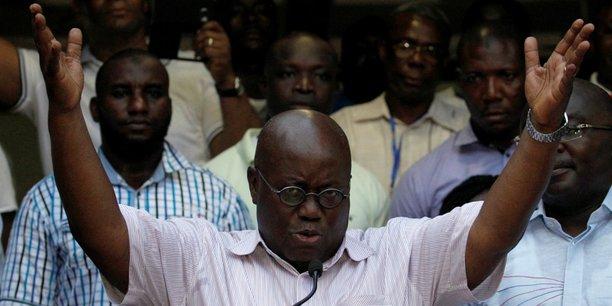 Depuis sa nomination à la tête du pays en décembre dernier, le président Nana Akufo-Addo multiplie les sorties pour rassurer les Ghanéens sur l'avenir économique de leur pays.