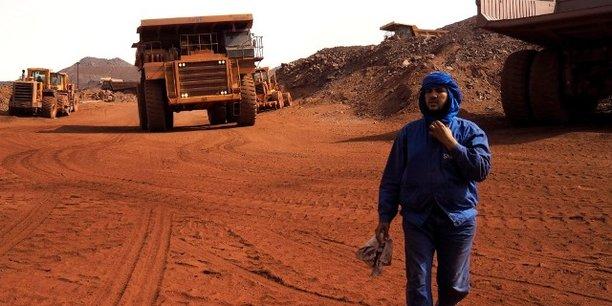 D'après le FMI, les perspectives pour l'économie mauritanienne restent largement tributaires de la stabilisation des prix du minerai de fer et de l'accroissement de la capacité minière du pays.