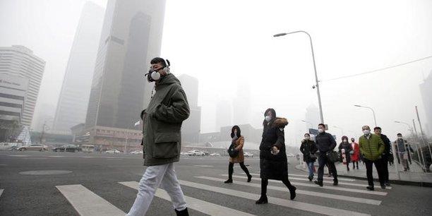 La chine peine a lutter contre la pollution atmospherique[reuters.com]