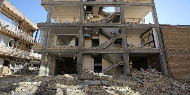 Iran/seisme: fin des operations de secours[reuters.com]