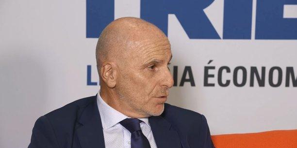 Christophe Rieunier, directeur de la filière agriculture à la Banque populaire Aquitaine Centre Atlantique