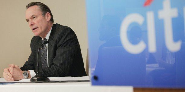 Jim Cowles, le patron de Citigroup pour l'Europe, l'Afrique et le Moyen-Orient, ne voit « pas à quoi pourrait ressembler un soft Brexit ».