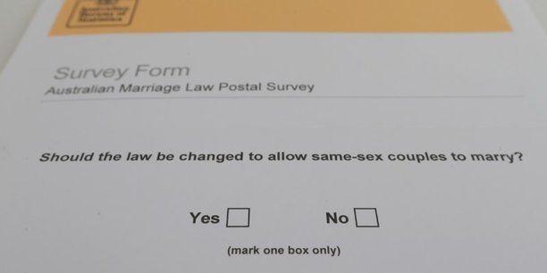 Le gouvernement australien pret a legaliser le mariage homosexuel[reuters.com]