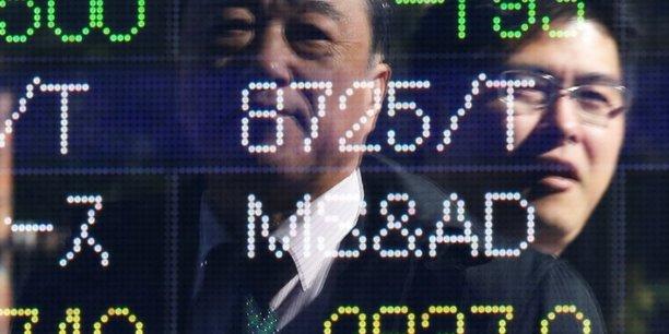 Le nikkei a tokyo finit en baisse de 1,57%[reuters.com]