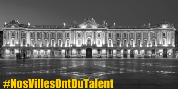 #NosVillesOntDuTalent : Toulouse : to win !