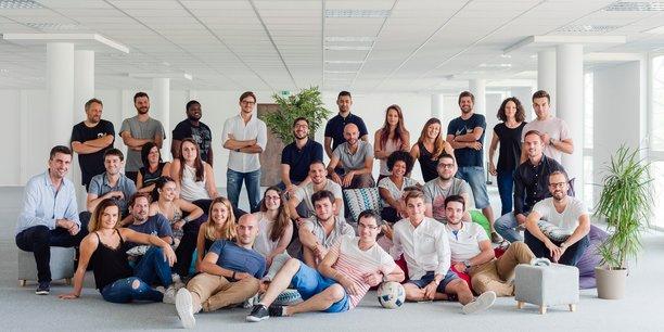 Rhinov fait partie des 5 startups de la première promotion qui sera accélérée par Up Grade