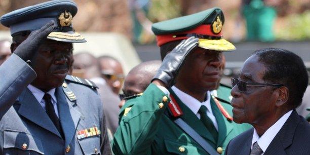 Zimbabwe: Robert Mugabe est démis