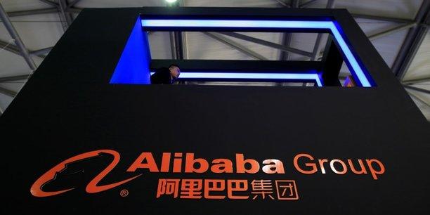 Auchan s'associe au géant Alibaba pour viser la Chine — Vente sur Internet