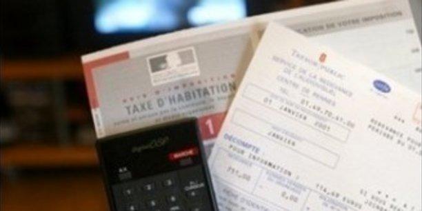 Des Senateurs Attaquent La Suppression De La Taxe D Habitation Au