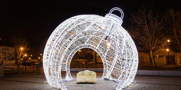 Des illuminations de Noël de plus en plus créatives.