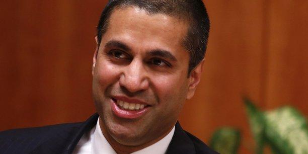 Ajit Pai est le président de la FCC. Ancien de Verizon, il est un des plus farouches opposants à la neutralité du Net outre-Atlantique.