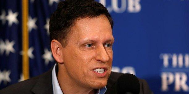 Le milliardaire Peter Thiel ferait partie des gros investisseurs en bitcoin. Environ 1.000 détenteurs posséderaient 40% du marché.