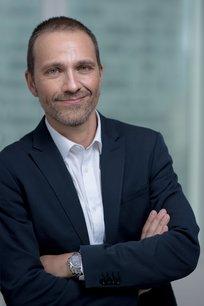 Hervé Lextrait, chef du département « Producteurs » Enedis