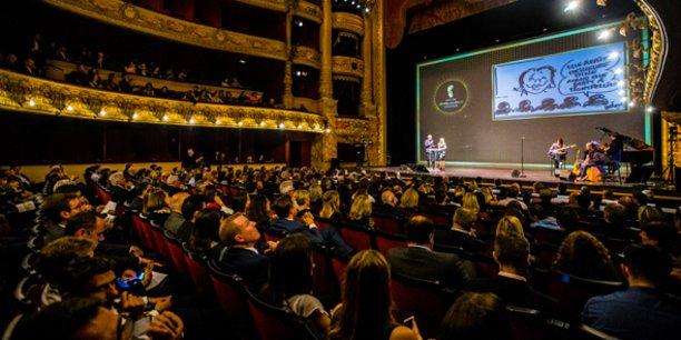 Gala des Ambassadeurs d'Occitanie 2017 à l'Opéra Comédie de Montpellier