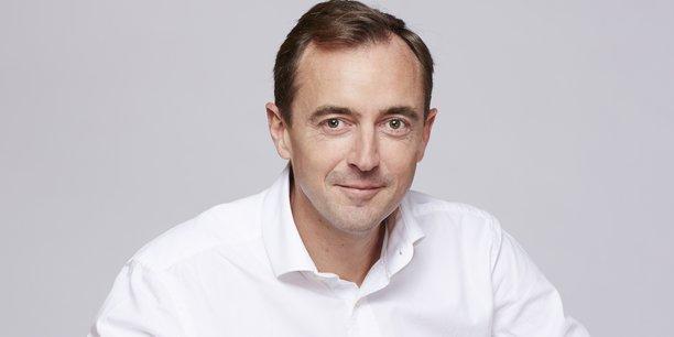 Christophe Catoir, président du groupe Adecco en France